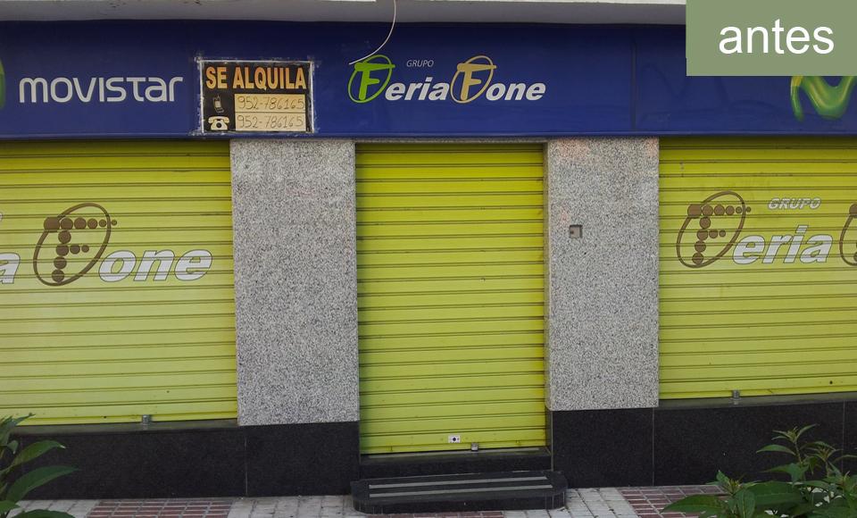 Reforma, proyecto y licencia de apertura en local comercial
