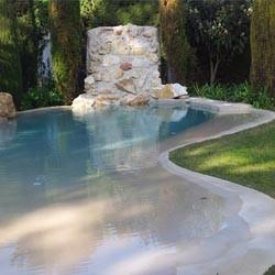 inproyect piscina arena